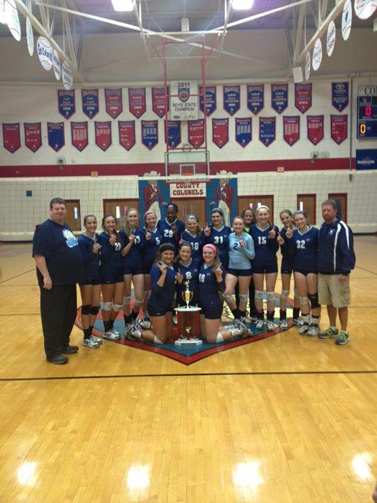Lady Cougar Volleyball wins major tournament, prepares for ...